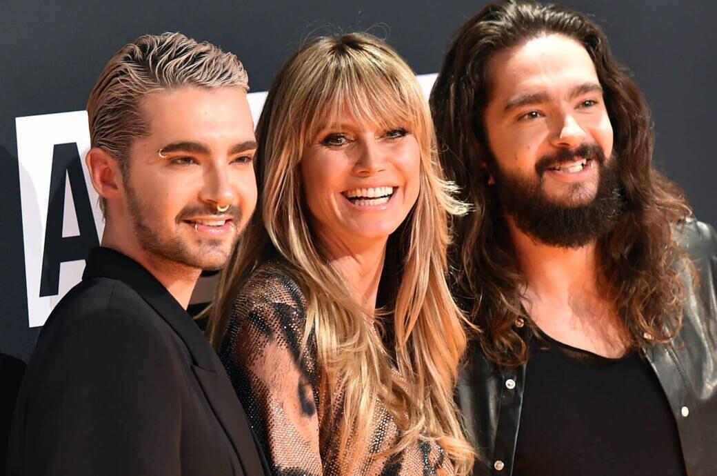 Bill Kaulitz spricht ber die Hochzeit von Heidi und Tom