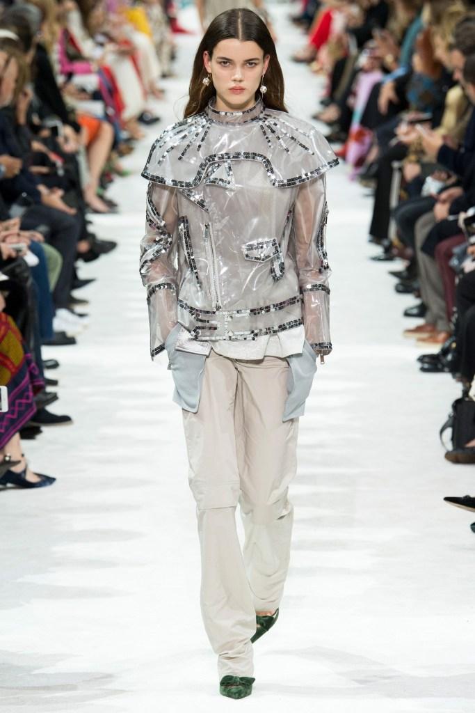 Valentino Plastic Fashion