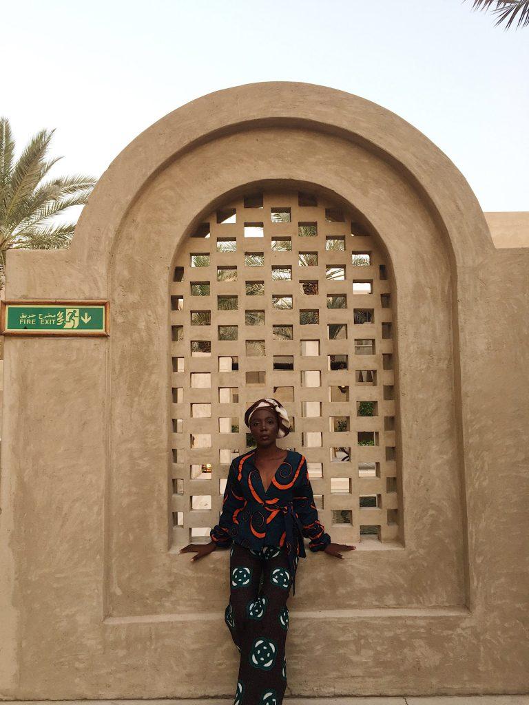 African Princess Arabian Forte