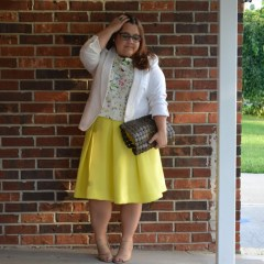 Color and Confidence 2:  Mellow Yellow