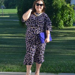 Wild Card Wednesday:  The Floral Set