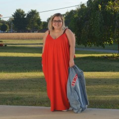 Casual Friday:  Red-Hot Feminist