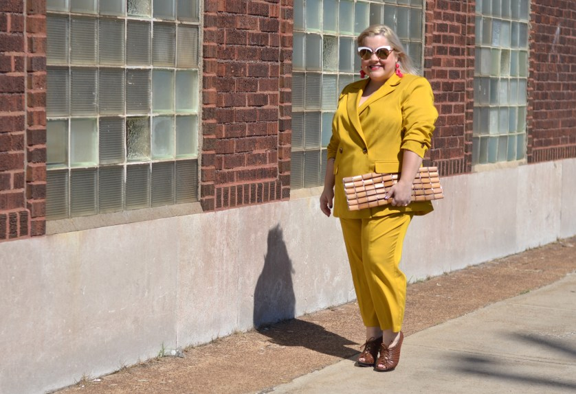 3394f1b55020 Mustard and marigold shades of yellow are some of my favorite colors to  wear