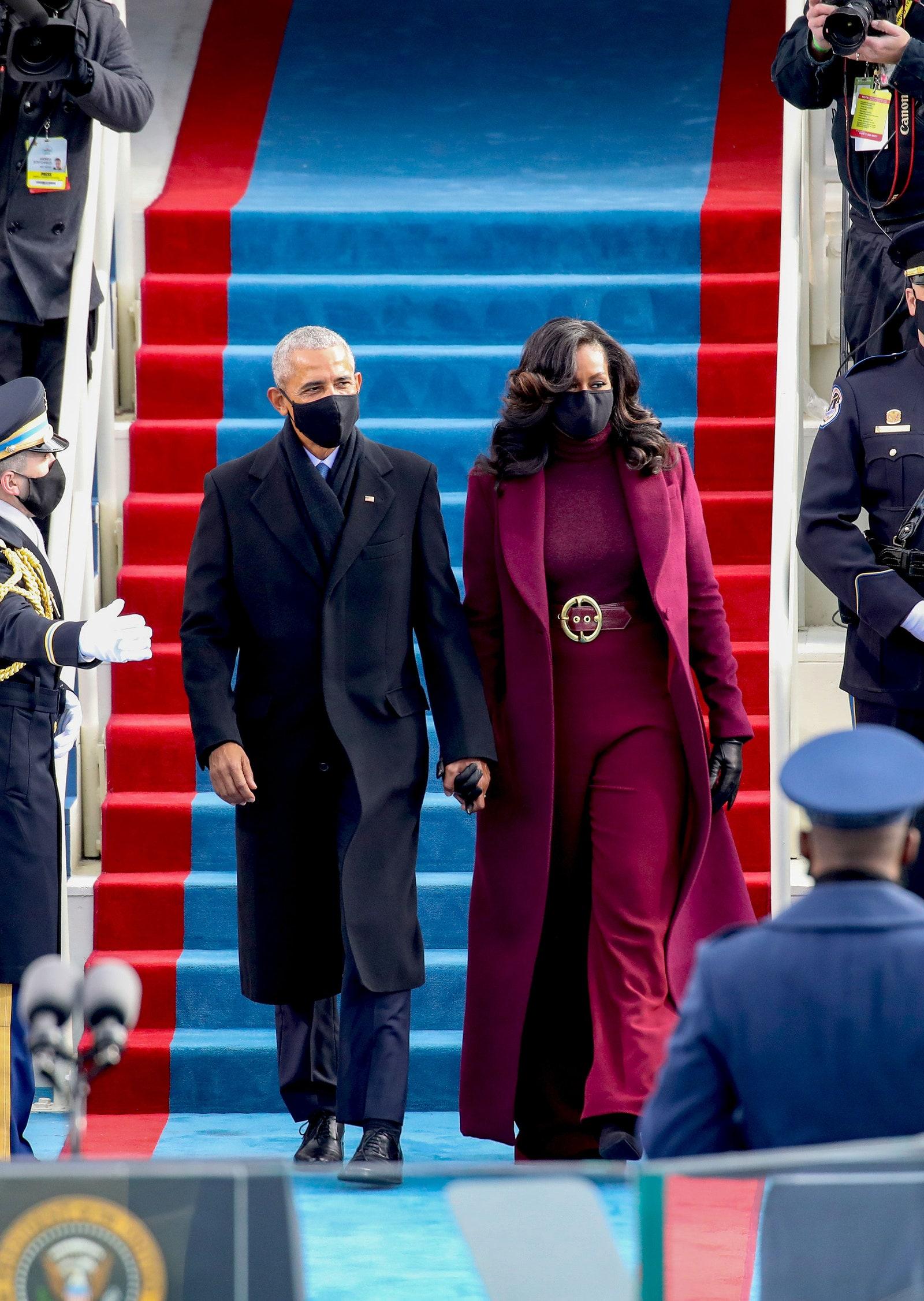 Michelle Obama Sergio Hudson