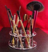 ESARORA Cosmetic Brush Holder