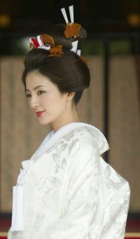 Asian Wedding Hairstyle Long Hair | hairstylegalleries.com
