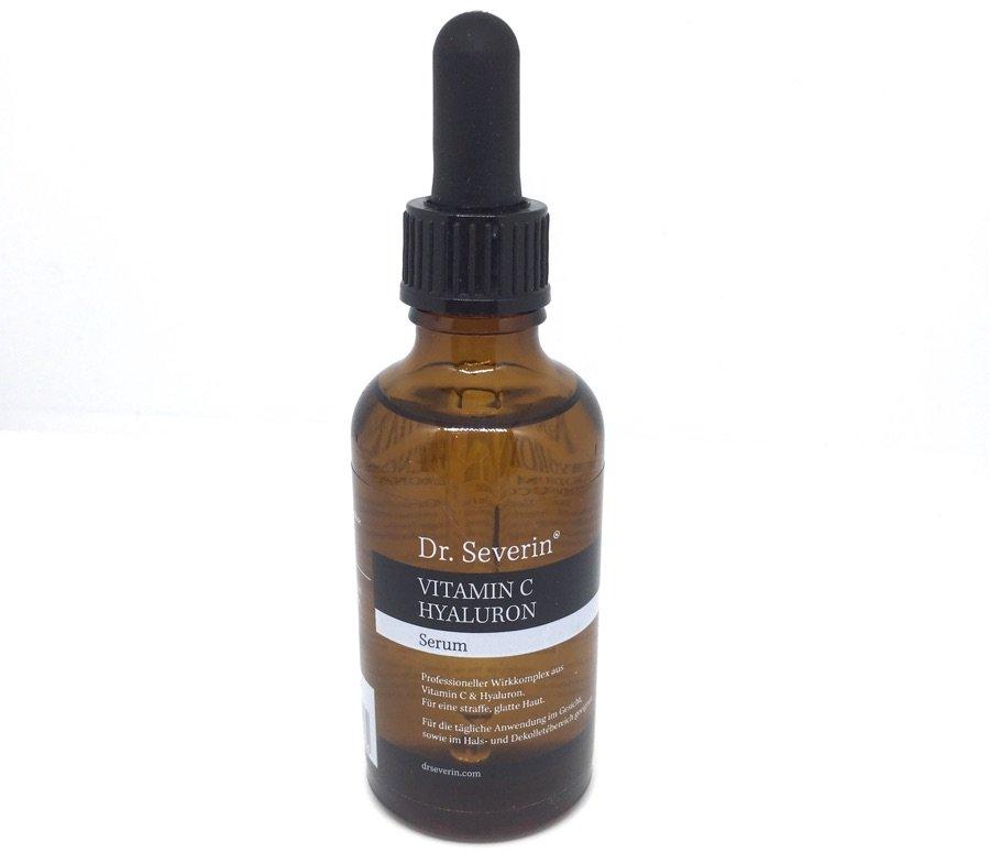 Dr. Severin Vitamin C Serum Test