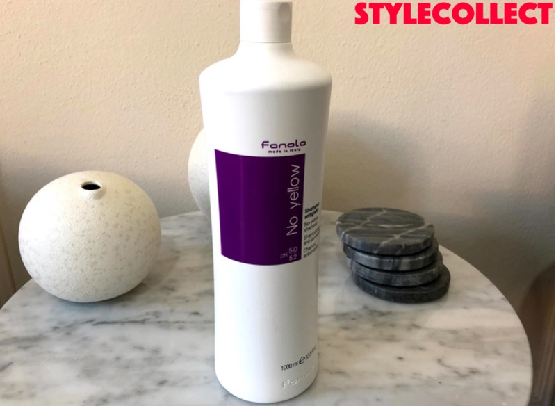 Fanola Silbershampoo Test
