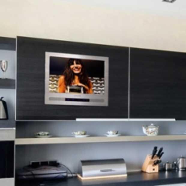 Mueble De Tv Con Chimenea Electrica