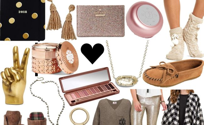 Christmas Shopping Guide Gifts For Her Under 50 Styled