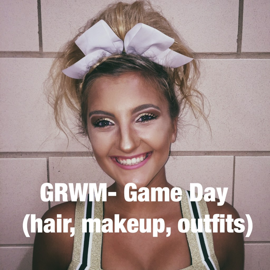 Grwm Game Day Hair Makeup Outfit Styled By Mckenz Millions of gamers, streamers and esports my.games operates more than 80 games with over 150 titles in its portfolio. grwm game day hair makeup outfit