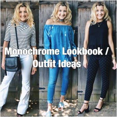 Monochrome Lookbook
