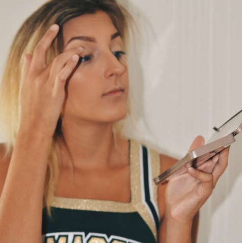 Get Ready With Me Game Day Edition Hair Makeup And Outfit Styled By Mckenz So today's video is a grwm for a usual friday football game! styled by mckenz