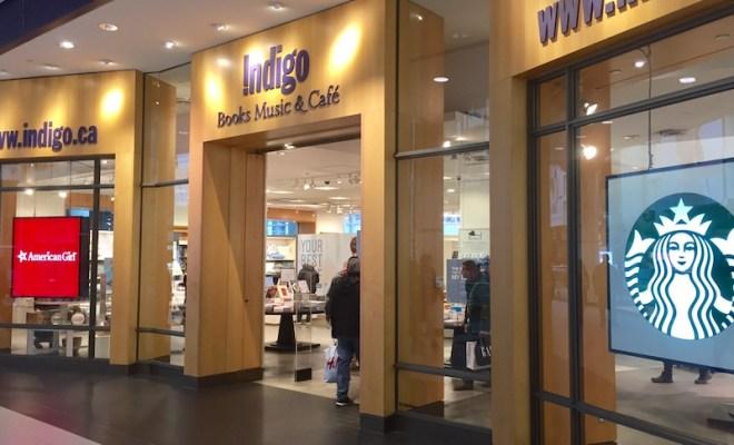 indigo shopper
