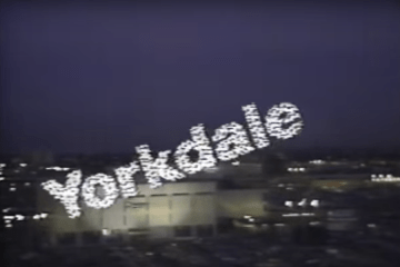 vintage yorkdale shopping centre