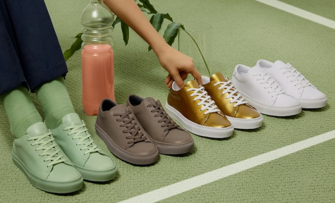 Frank + oak women's footwear