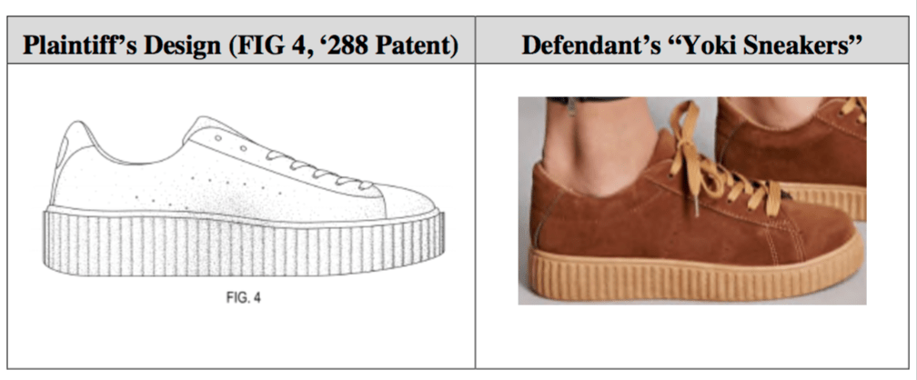 puma is suing forever 21
