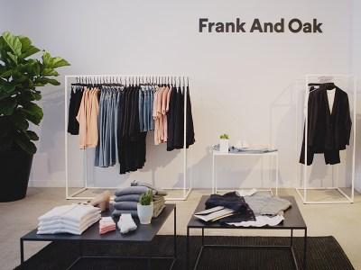frank and oak studio