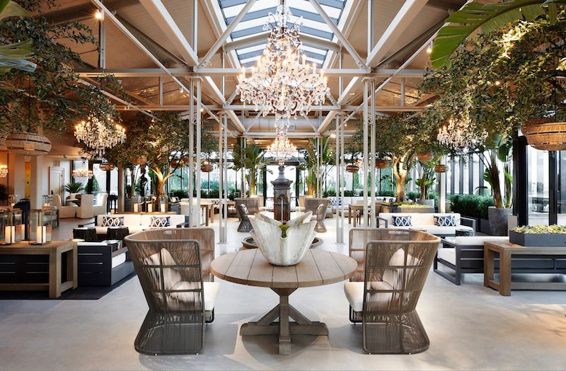 Inside Yorkdale S Massive New Restoration Hardware