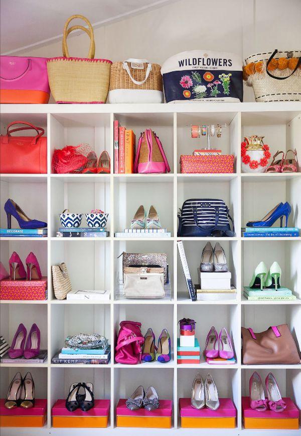 Wednesday Wishes An Organized Closet