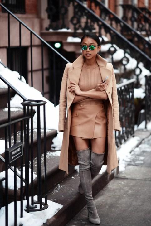 Style Domination OTK Boots