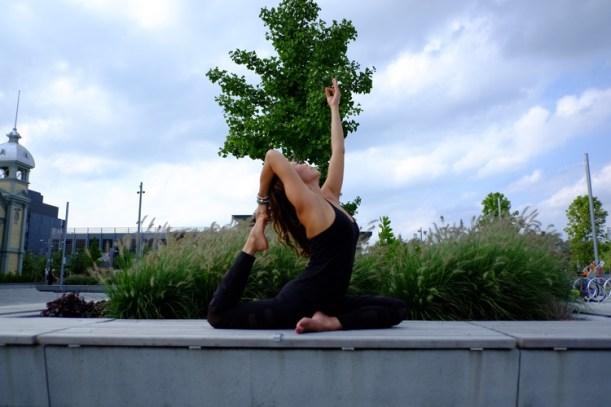 Unleash Your Inner Yogi: City of OM | www.styledomination.com