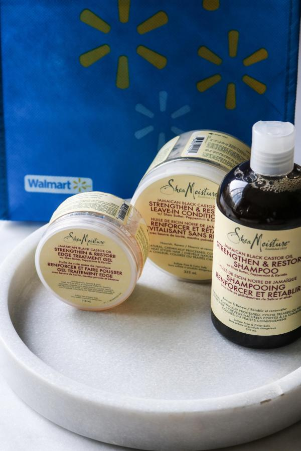 Shea Moisture Jamaican Black Castor Oil Walmart - Year of