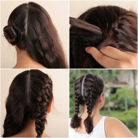 Easy Tricks on How to Make Your Hair Curly Overnight With
