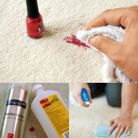 Your Guide Telling How to Remove Nail Polish From Carpet