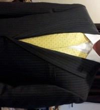 Brown Shoes With Black Pinstripe Suit - Style Guru ...