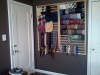 Wall Mounted Tie Rack | Ask Andy FORUMS