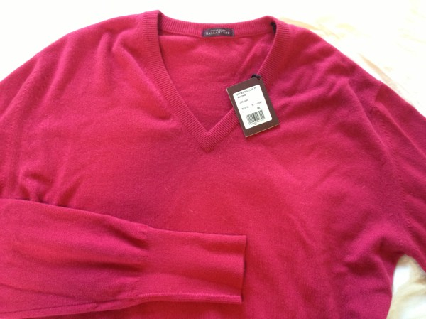 Nwt Ballantyne Cashmere Sweaters Amazing Colors
