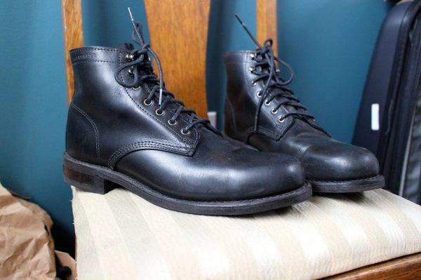 wolverine kilometer boot size