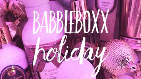 Everything We Discovered at the Babbleboxx Holiday Party