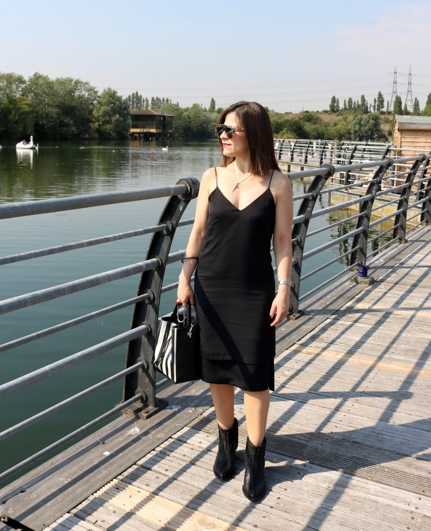 Slip Dress_Booties_How To Wear_1