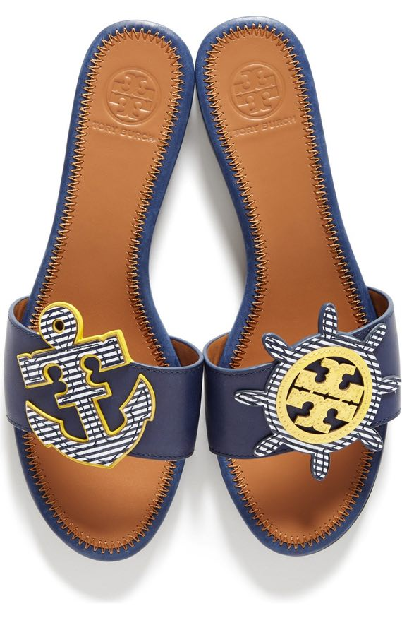 Tory Burch Slide Sandal