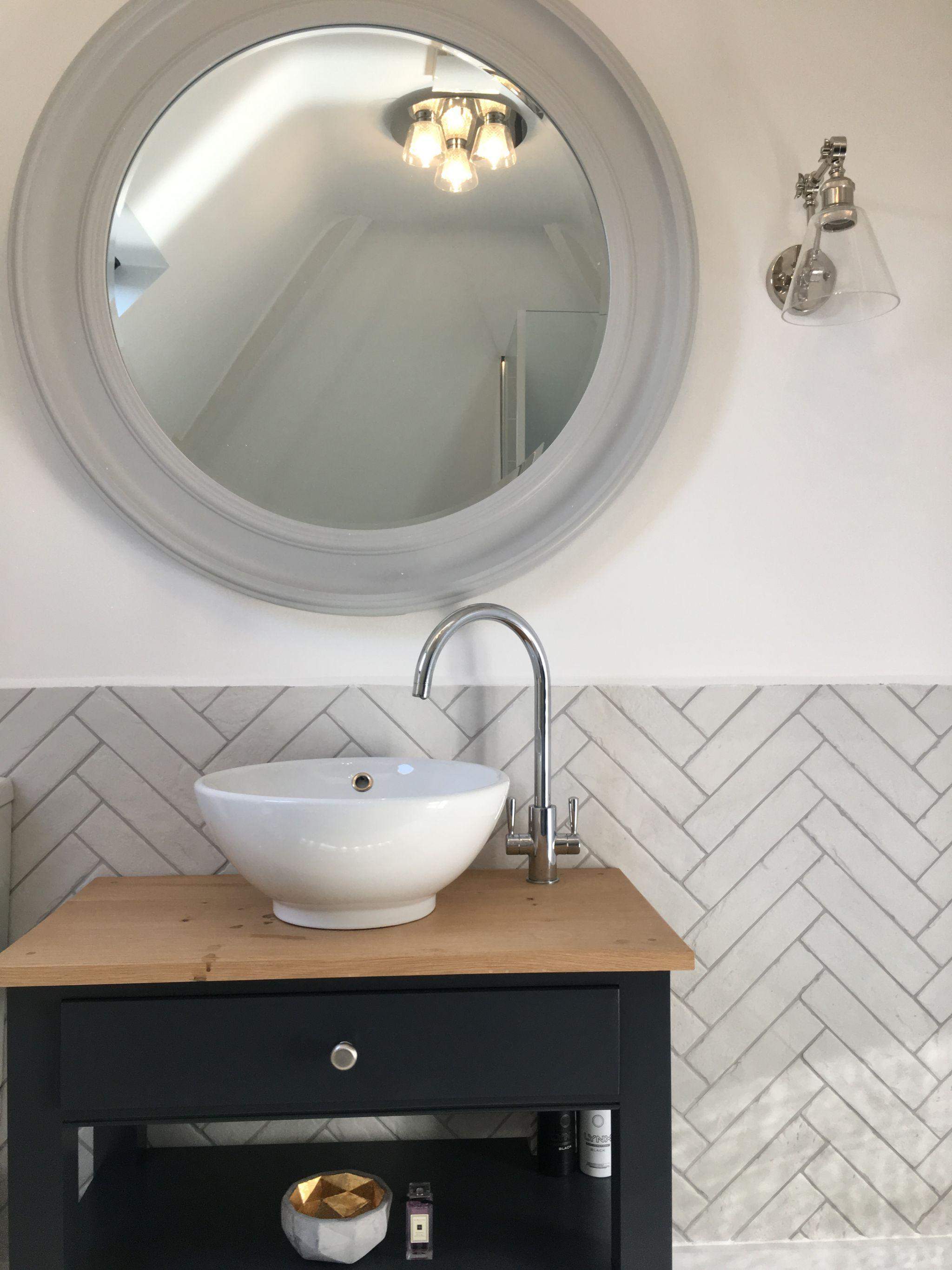 the bathroom re-vamp post