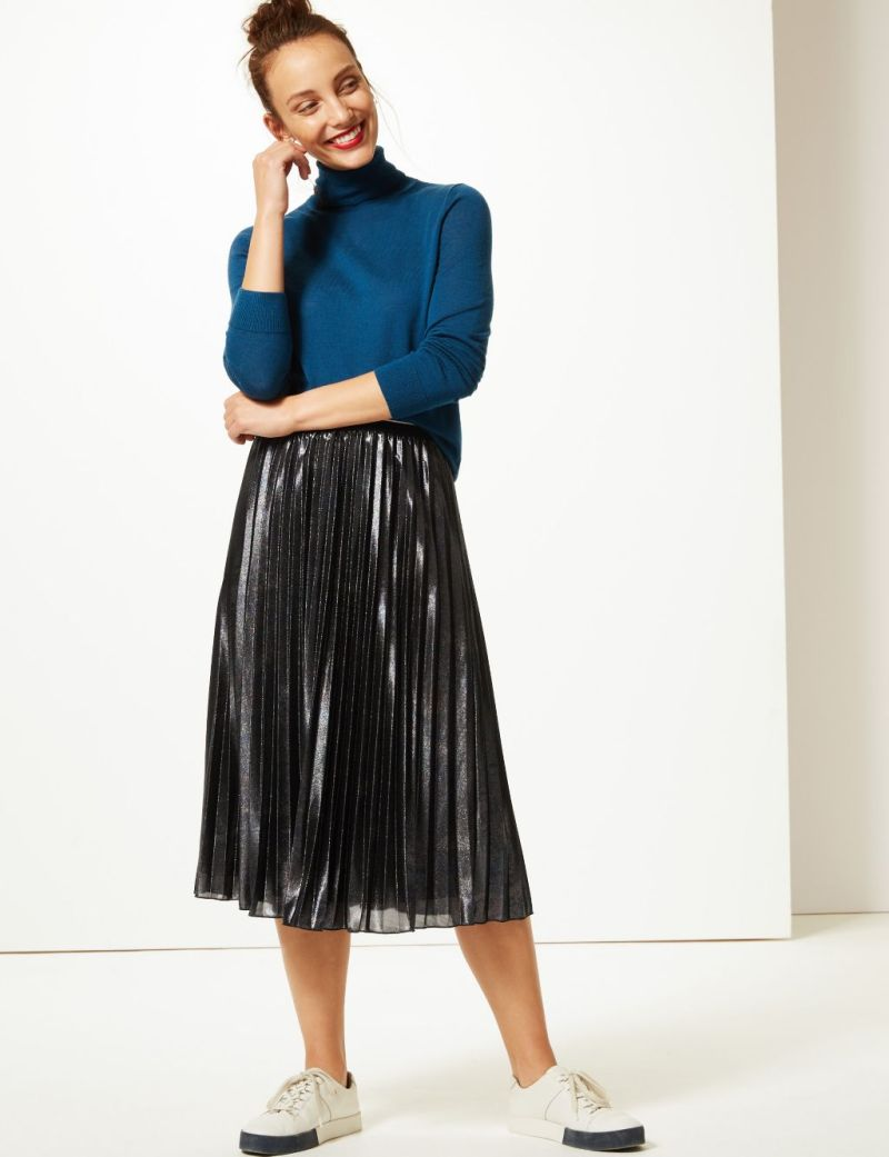 top 5 sequin skirts M&S