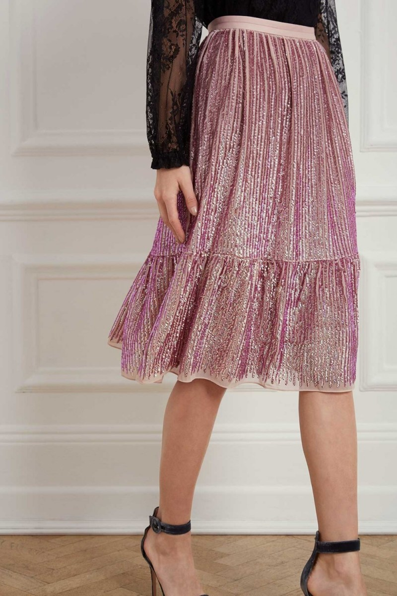 top 5 sequin skirts needle and thread