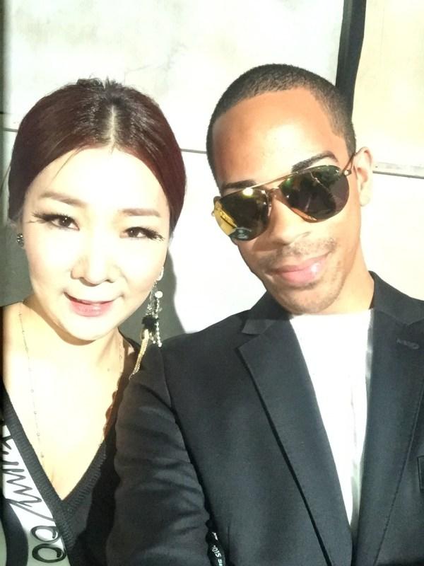Backstage w/ Gwakhyeonju.