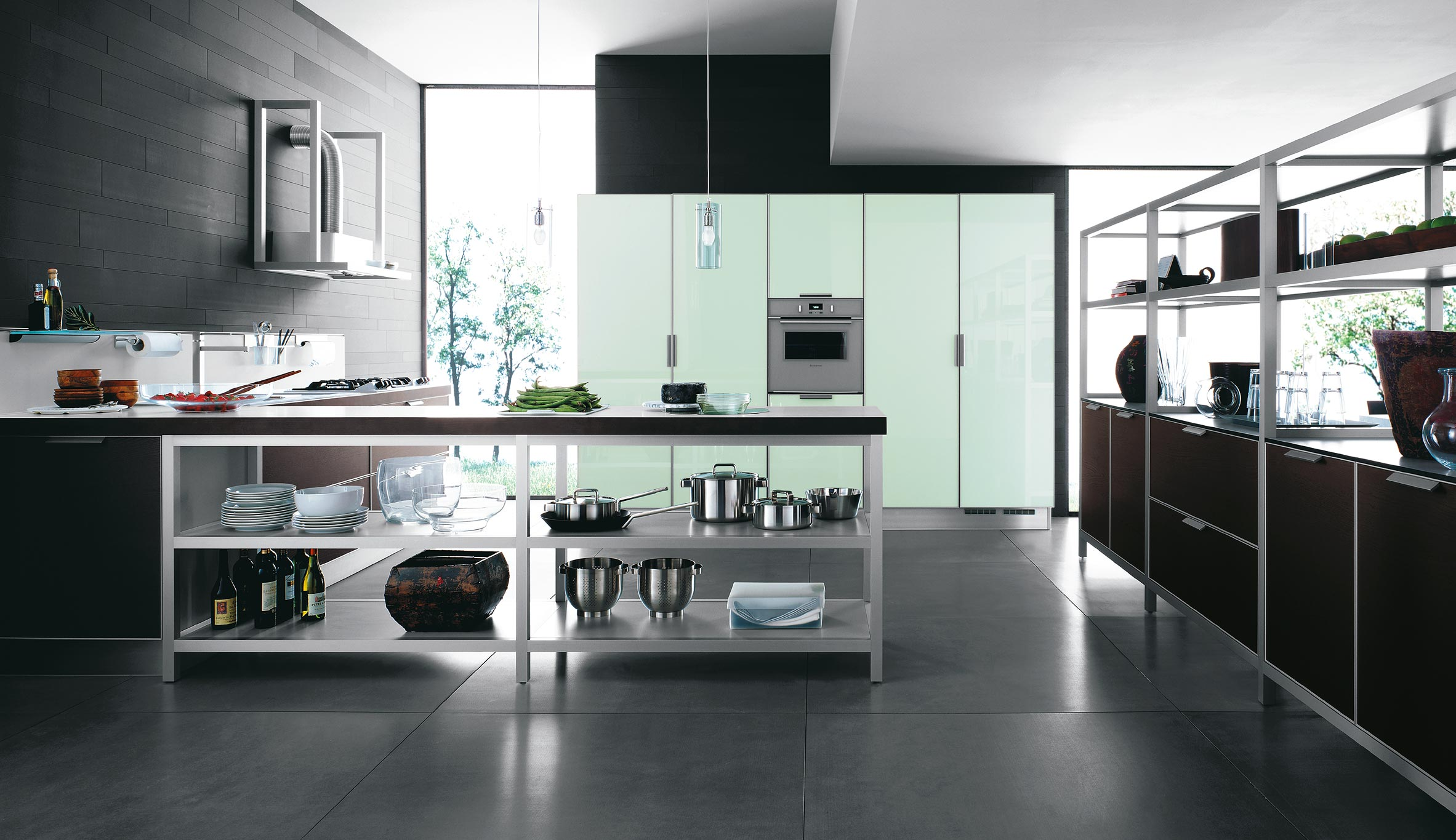 Modern Simple Kitchen Design  StyleHomesnet