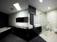 Aveleda's House Bathroom Interior Design