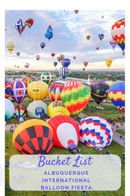 Balloon Fiesta Pinterest