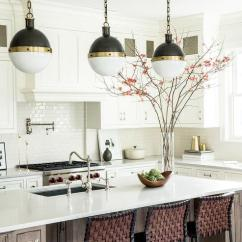 Kitchen Pendents Farm Decor How To Figure Spacing For Island Pendants Style House Interiors Three Hicks Over