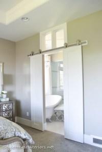 Barn Door In Bathroom - talentneeds.com
