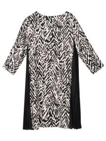 TOP SECRET top secret φορεμα animal print