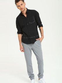 ανδρικο slim fit πουκαμισο - 115764