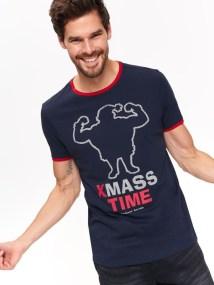TOP SECRET χριστουγεννιατικο t-shirt