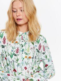 TOP SECRET TOP SECRET πουκαμισο με print