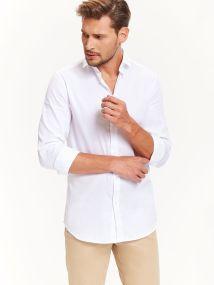 TOP SECRET top secret slim fit ανδρικο πουκαμισο